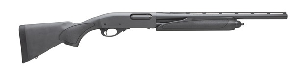 Remington 870 Pump 20 ga 18″ 3″ Black Synthetic Black Finish
